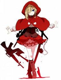 Переделанная Красная Шапочка:D