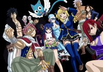 Аниме Fairy Tail!