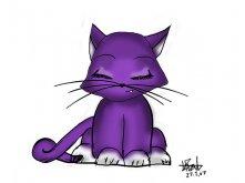 Подборка картинок аниме кошек