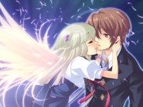 Anime, любовь