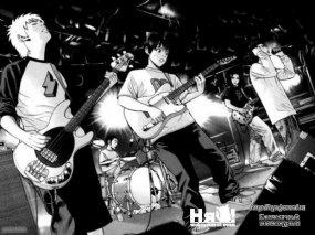 Аниме про музыкантов и музыку