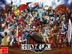 Guilty Gear - серия файтингов