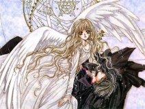 ангелы и демоны смотреть аниме