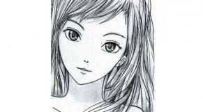 Как нарисовать лицо аниме