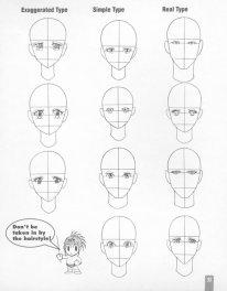 Как научиться рисовать аниме