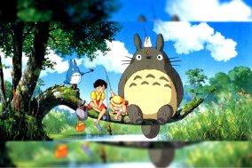 Totoro Anime для телефона