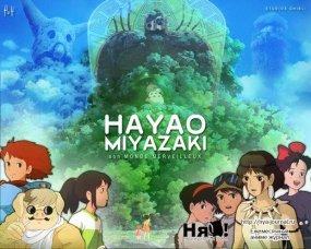 Полнометражные аниме Хаяо