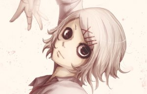 аниме, tokyo ghoul