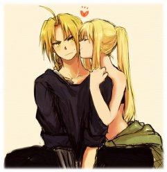романтические картинки аниме: