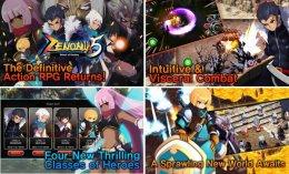 RPG аниме игры для android
