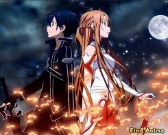Picture 1 Sword Art Online