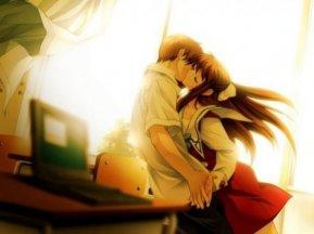 свою любовь в аниме?