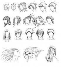 Уроки рисования аниме