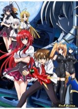 аниме Старшая Школа: Демоны против Падших [ТВ-2] (High School DxD New [TV-2]: High School DxD New) 24/08/13