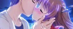 Аниме про Любовь и Поцелуи
