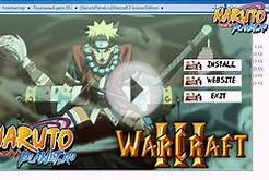 [NarutoPlanet.ru] Обзор Warcraft 3 Anime Edition